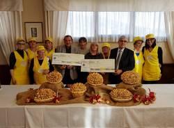 Donazione dell'associazione panificatori