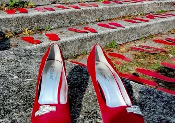 Violenza sulle donne, le opere dei giovani di Casciago