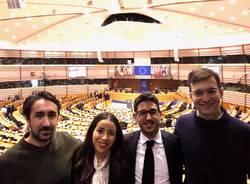 giovani democratici  massimo brugnone giulio del balzo gionata de stefanis imen Boulahrajane
