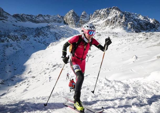 giulia murada campionessa sci nordico