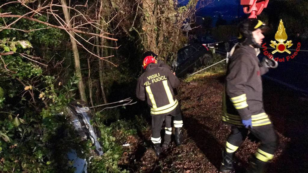 Incidente Brezzo di Bedero 25 novembre 2017