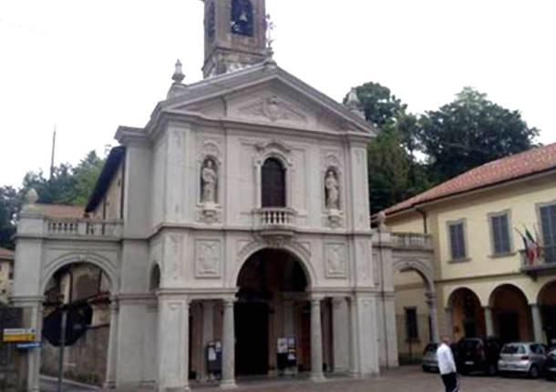 Induno Olona - chiese