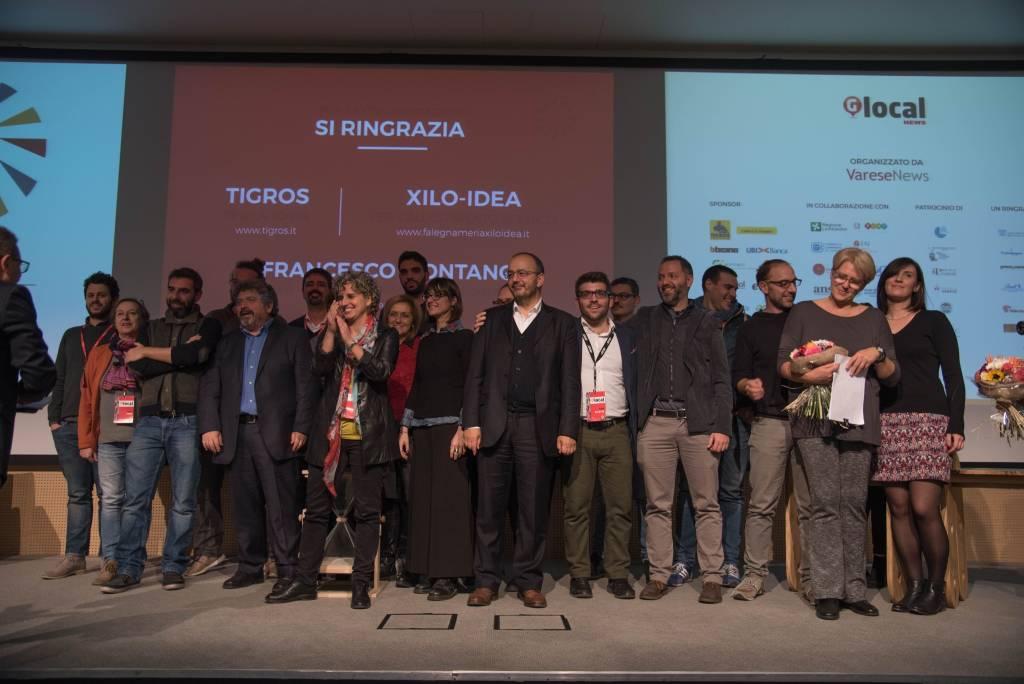 La festa per i 20 anni di VareseNews