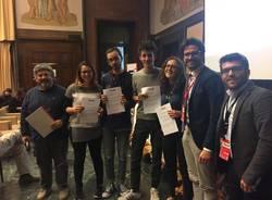 Le premiazioni di BloGLaB 2017
