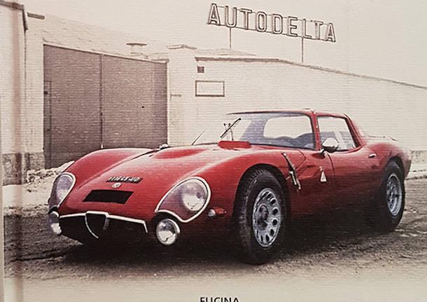libro autodelta alfa romeo
