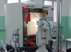 linea automazione laboratorio occupabilità