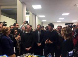 matteo renzi busto arsizio 15 novembre 2017