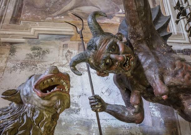 Mostra fotografica sui Sacri Monti Prealpini - foto di Marco Beck Peccoz