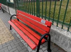 Panchina rossa Cocquio Trevisago 29 novembre