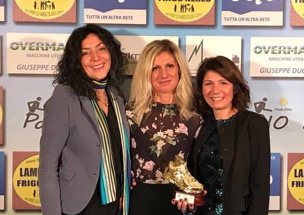 piede d'oro 2017 premiazioni