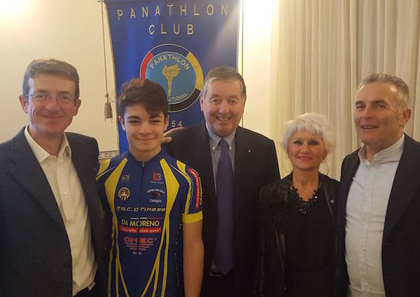premio anni verdi panathlon ciclismo giovanni morello