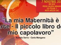 presentazione libro la maternità e un arte