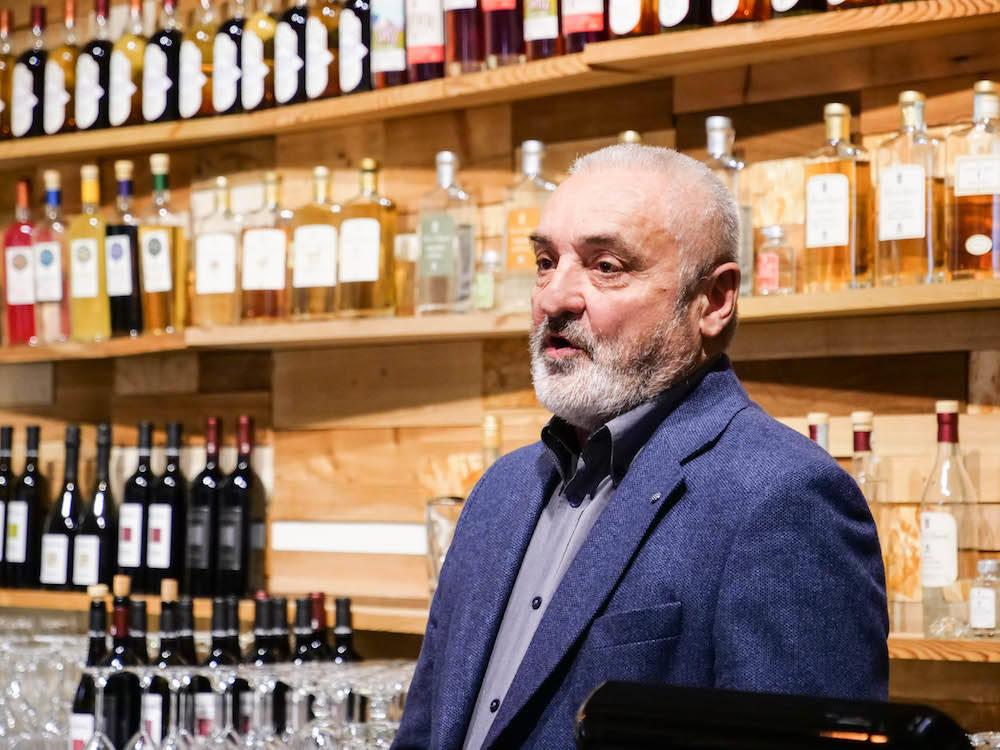 Rossi d'Angera presenta Vermouth Style.31