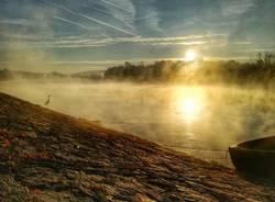 Sesto Calende, l'alba - foto di Filippo Daverio