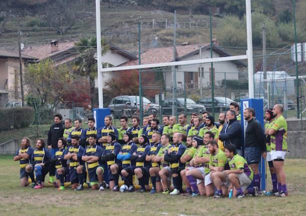 Unni Valcuvia – Tradate Rugby 16-31