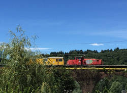 Varese - Arcisate Stabio lavori a Varese