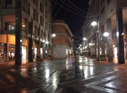 via Milano busto arsizio luminarie 2017