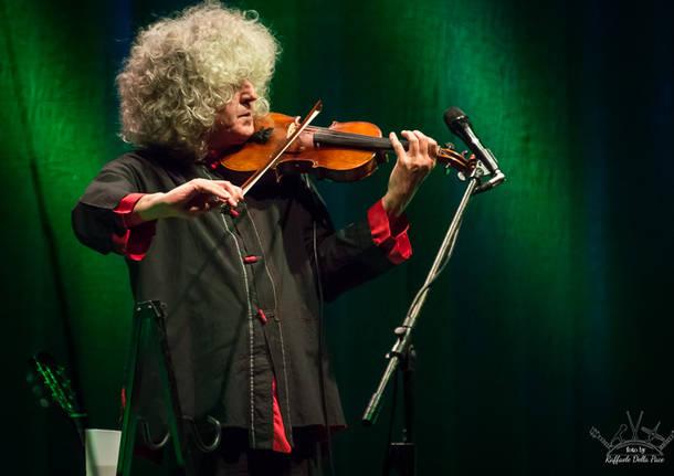 Angelo Branduardi in concerto a Varese