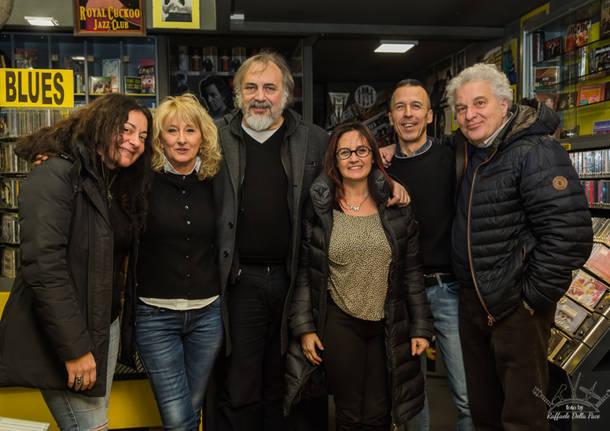 Arianna Antinori presenta il suo disco a Musical Box