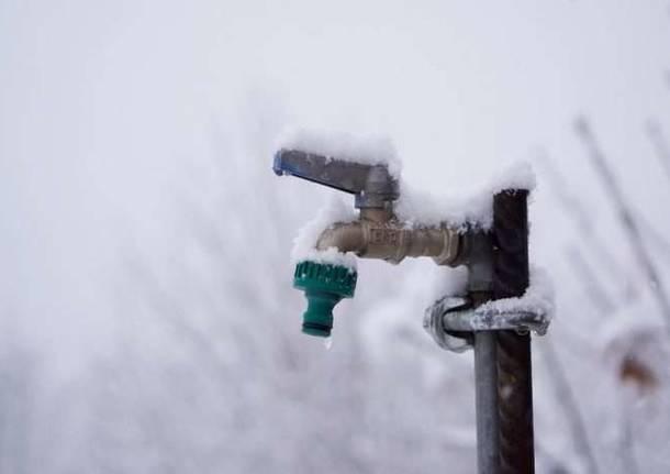 rubinetto ghiaccio