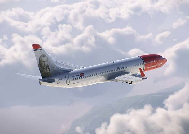 Low cost, decolla la Milano-Los Angeles di Norwegian