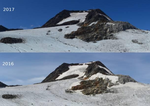 ghiacciaio hohsand