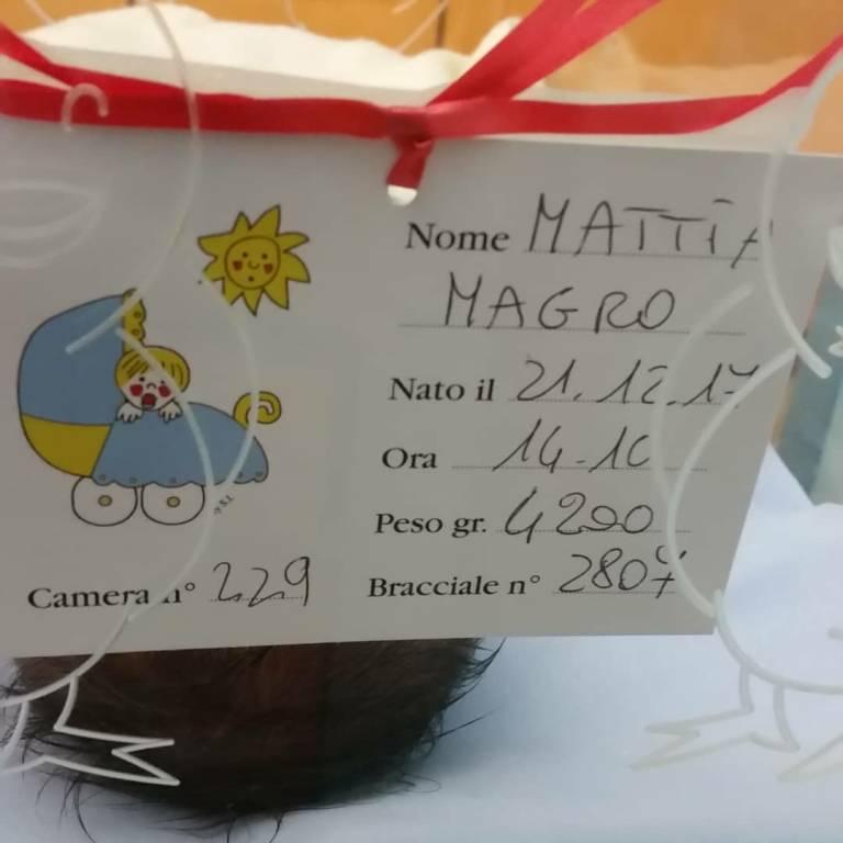 Benvenuto Mattia