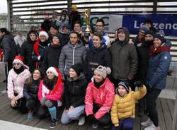 canottieri porto ceresio coppa d'inverno 2017