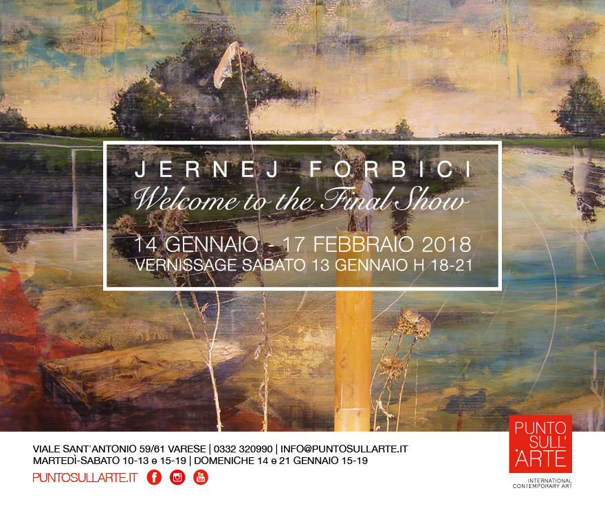 Jernej Forbici   Welcome to the Final Show