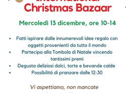 Benvenuto International Christmas Bazaar