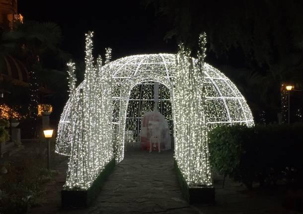 Il Natale al Palace Hotel