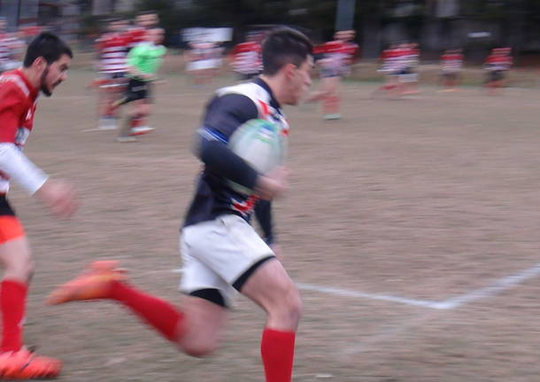 Rugby Varese - Cadetti Asr Milano 59-12