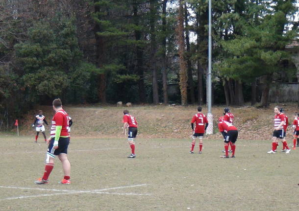 Rugby Varese – Cadetti Asr Milano 59-12