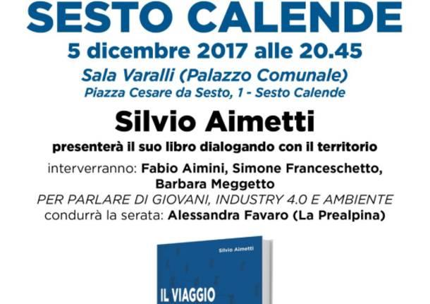 A Sesto Calende il Viaggio dell\'Inclusione con Silvio Aimetti
