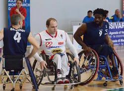 cimberio basket in carrozzina handicap sport varese roncari