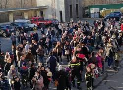 Festa della solidarietà alla caserma dei VVFF di Busto Arsizio