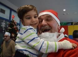 Festa di Natale in pediatria 2017