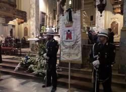 Funerale alessandro e Matteo (foto da Ilsaronno.it)