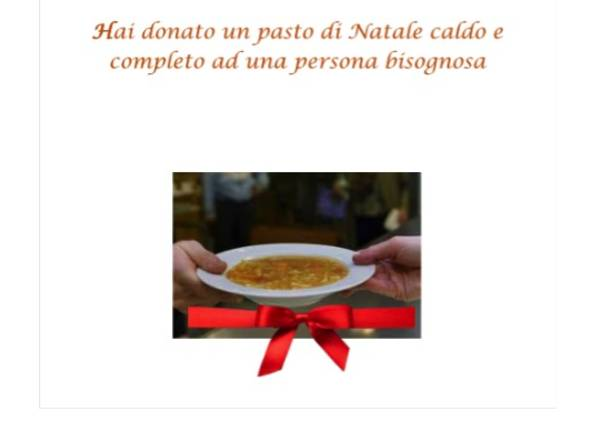 certificato regalo di dating online