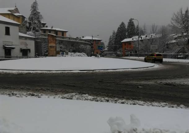 Il risveglio sotto la neve