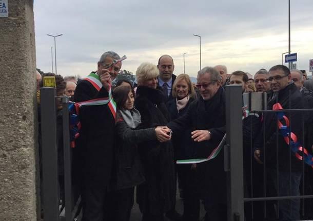 Inaugurato il nuovo parcheggio dell'Ondoli