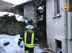 incendio avigno 19 dicembre 2017