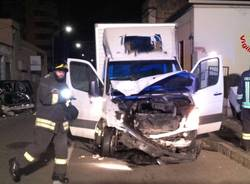 Incidente in via Quintino Sella