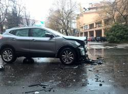 incidente in viale Cadorna