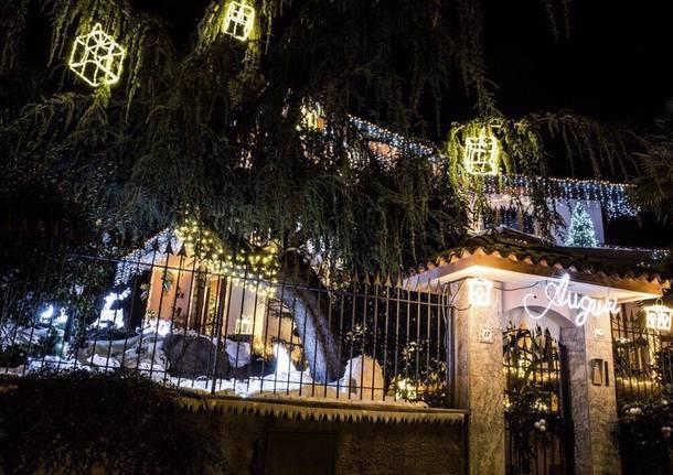 La casa di Natale del signor Bruno