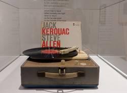 Jack Kerouac al Museo Maga