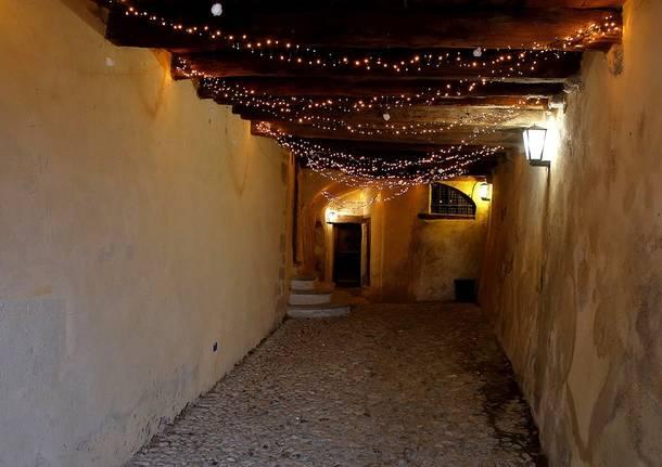 L'atmosfera di Natale al Sacro Monte