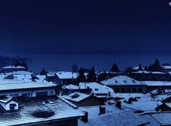 La neve del 10 dicembre