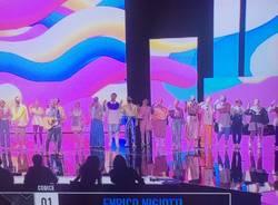 Laura Quagliardi di Danza360  a X Factor