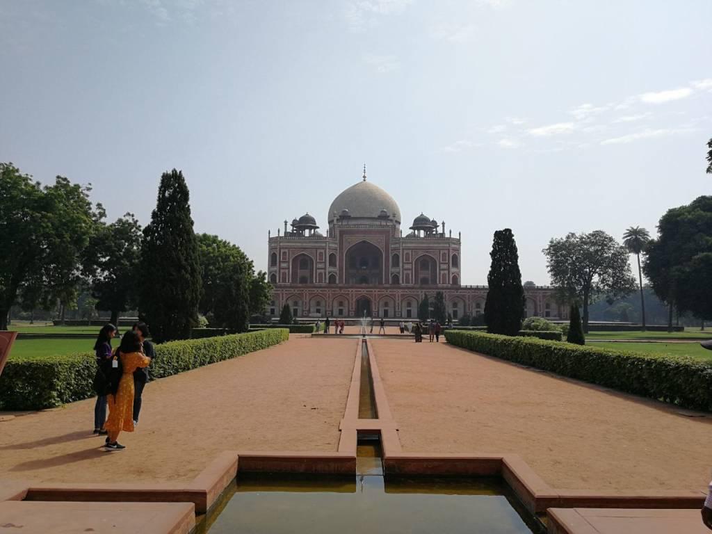 maddalena bienati studentessa in India
